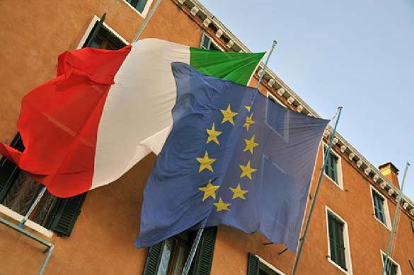 Италия выйдет из Евросоюза