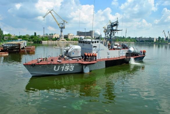 Единственный ракетный катер Украины остался без ракет. 395960.jpeg