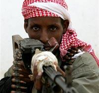 В столице Сомали идут ожесточенные бои