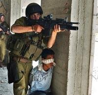 Израильтяне уничтожили лидера палестинских боевиков