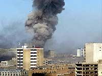 На афганскую столицу упало семь ракет