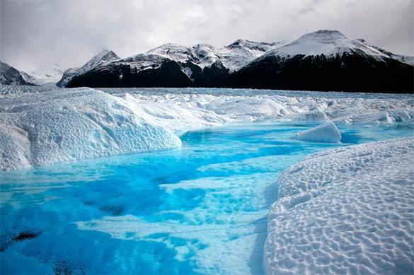 Рекордное таяние льдов в Арктике. ВИДЕО