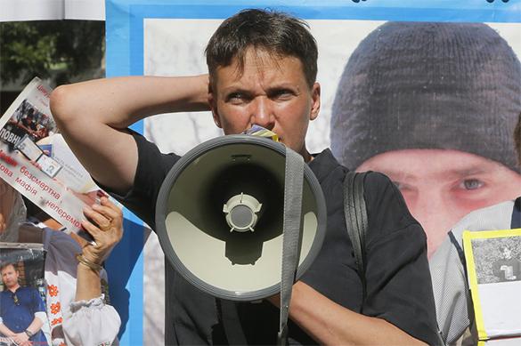 Савченко выдвинулась в президенты Украины