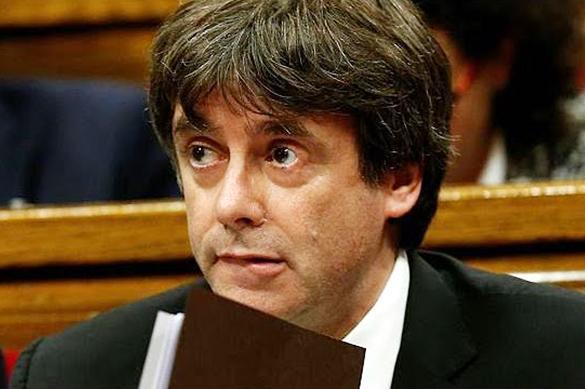 Взяли тепленьким: бывший глава Каталонии задержан в Германии. Взяли тепленьким: бывший глава Каталонии задержан в Германии