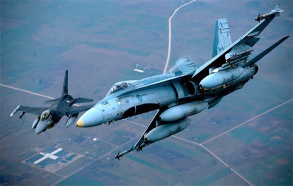 Власти Йемена закрыли небо для самолетов Ирана. Истрибители в небе