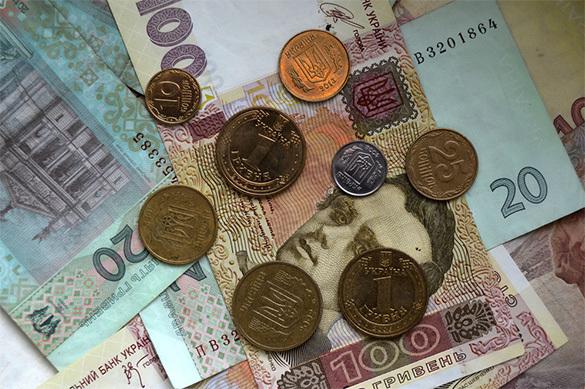 Средняя зарплата украинского рабочего составляет 5 в месяц