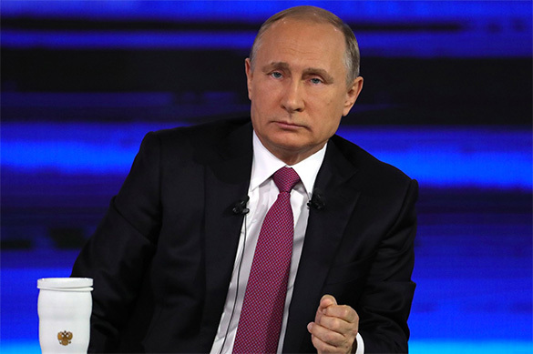 Нехочу, чтобы мои внуки росли «принцами крови»— Путин