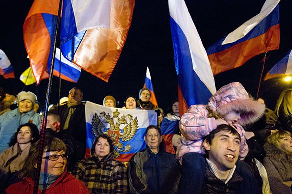 Большинство россиян считают себя особой нацией. Большинство россиян считают себя особой нацией