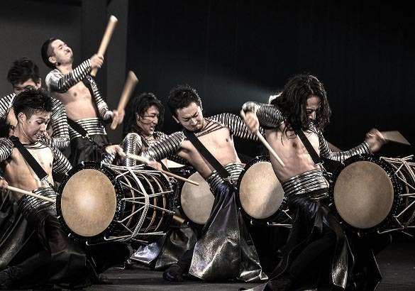 """Шоу японских барабанщиков """"BUKYO - DRUMHEART"""": попробуй перебить!. 386963.jpeg"""