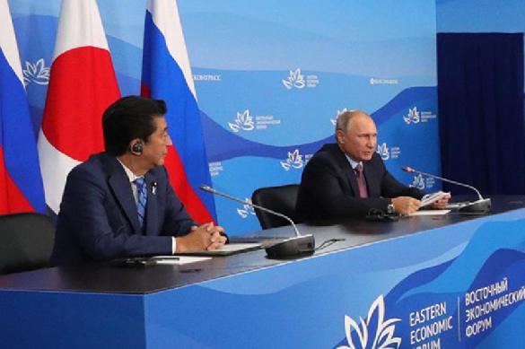 Путин подтвердил готовность Японии к разделу Курил. 394963.jpeg