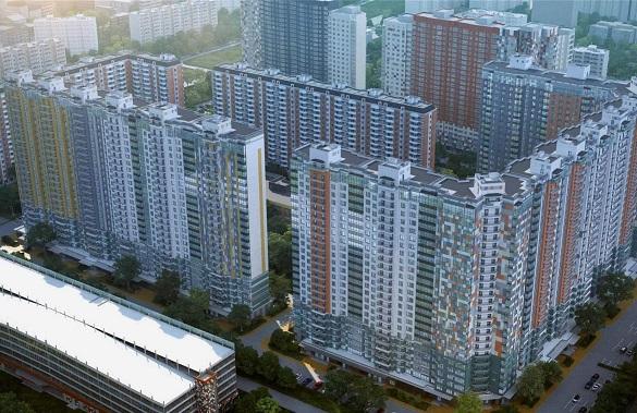 Новый дом выходит на продажу в Москве каждые четыре дня. 402963.jpeg