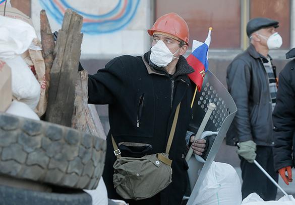 Киев считает требования протестующих в Луганске и Донецке неприемлемыми. 290964.jpeg