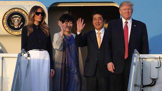 Первая леди Японии скрыла свои знания английского языка. Первая леди Японии скрыла свои знания английского языка