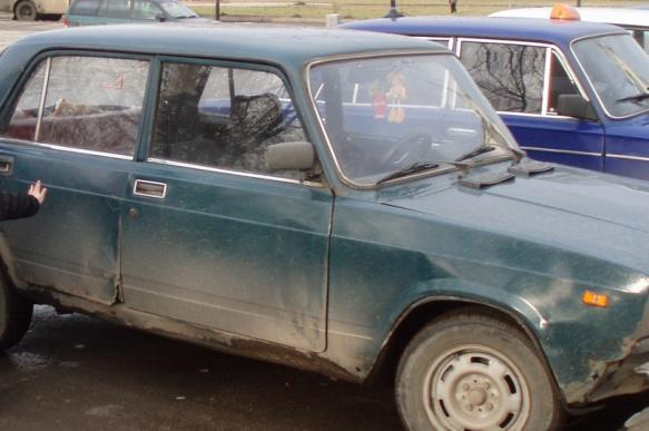 Провинциалам запретят приезжать в Москву и Питер на старых машинах. 399964.jpeg