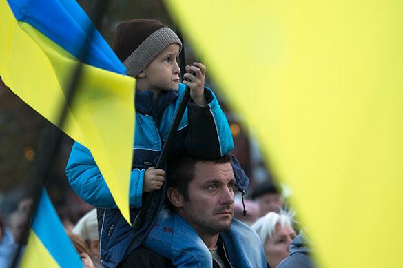 Протестующие заблокировали Харьковское шоссе в Киеве. Протестующие заблокировали Харьковское шоссе в Киеве