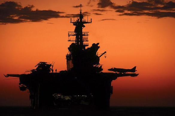 ИноСМИ: Россия и Китай могут утопить авианосцы США. 395965.jpeg