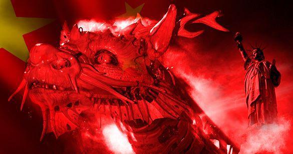США и Китай – два дракона
