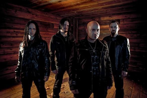 Disturbed завершил мировой тур в московском Stadium
