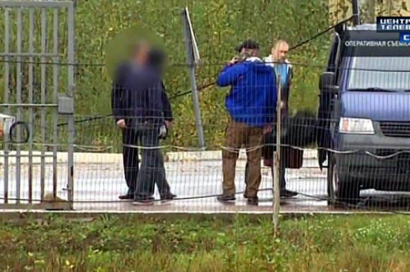 Россия и Эстония обменялись пойманными шпионами. Россия и Эстония обменялись пойманными шпионами