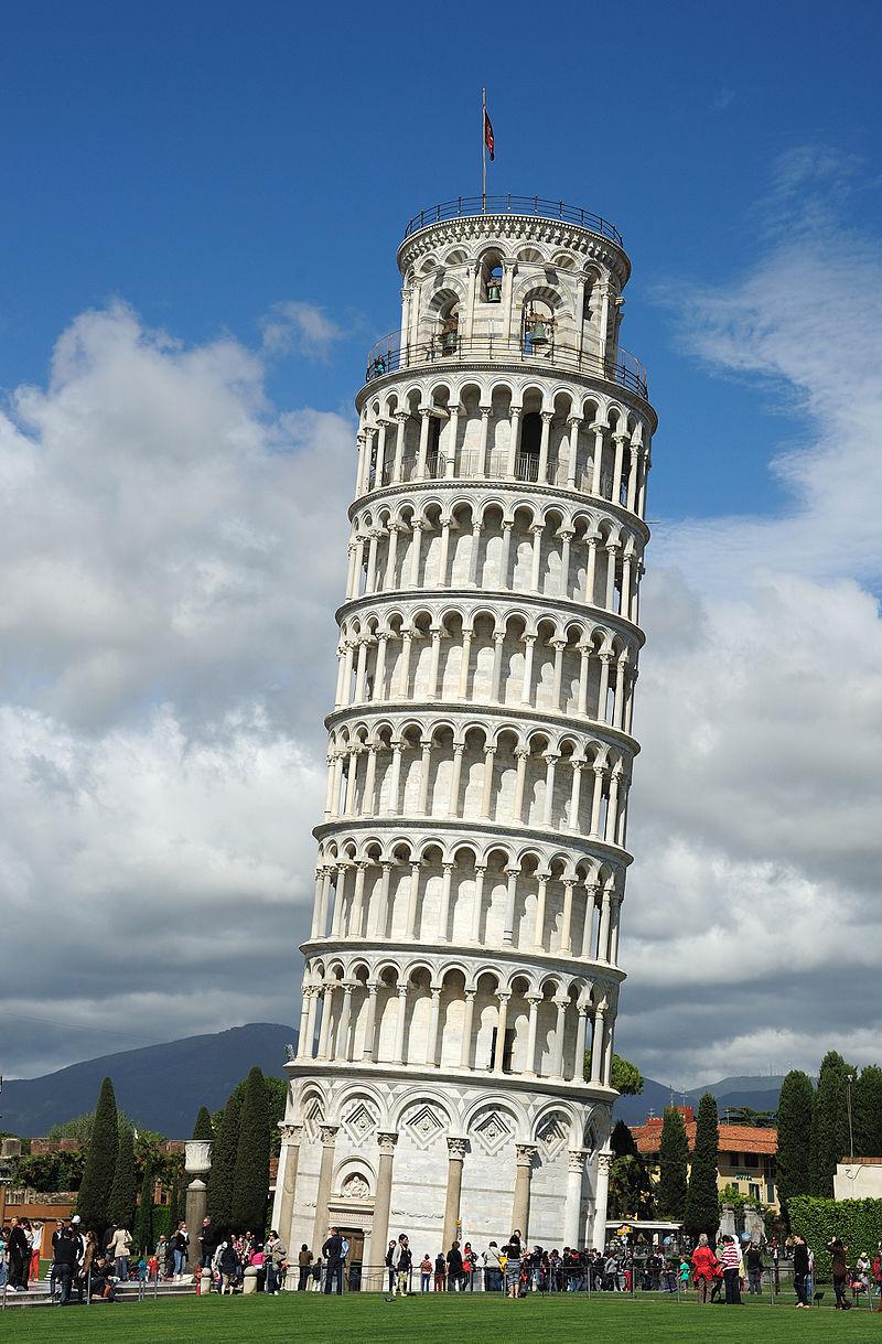 Пизанская башня: и все-таки она стоит. 387966.jpeg
