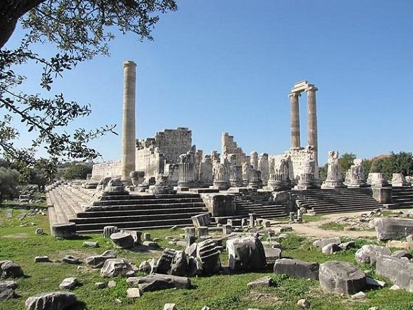 На какие курорты ездили древние римляне?. Достопримечательности Кушадасы