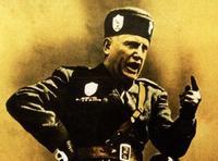 В родном городе Муссолини запретили нацистов