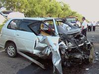 В крупном ДТП в Туве погибли три человека