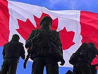 В Афганистане погибли двое канадских военных