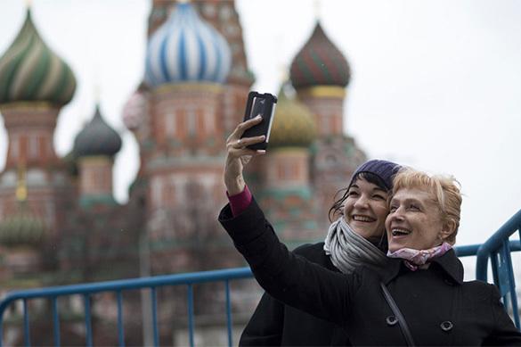 Москва впитала в себя приезжих