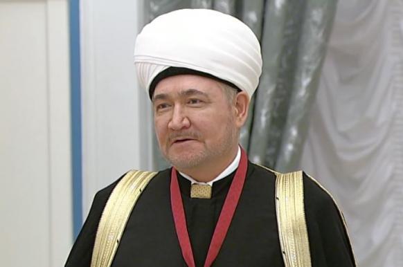 Главный муфтий: через 15 лет треть россиян станет мусульманами.