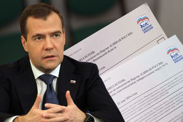 Россияне приняли идею праймериз - Медведев