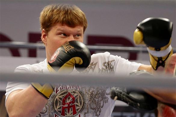 Русский боксер Поветкин сразится сукраинцем Руденко