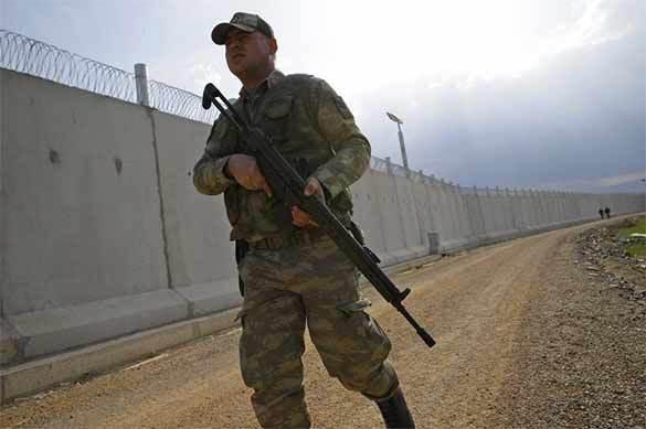 Турция завершила строительство своей великой стены на границе