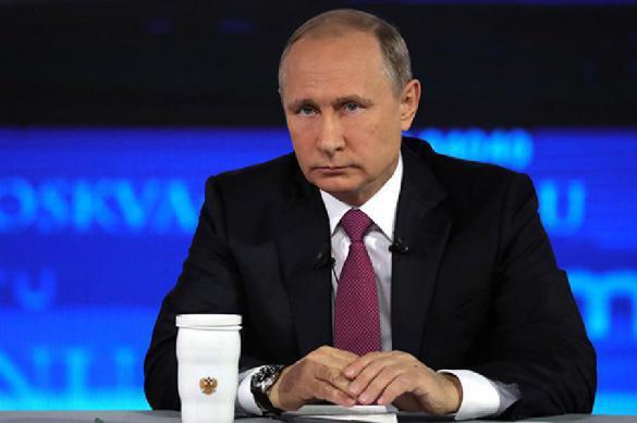Портрет Путина в Капитолии стоил чиновнице
