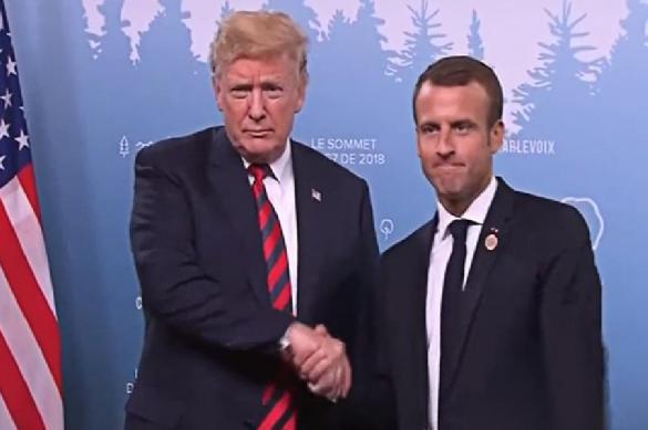 Бунт: Франция не хочет быть вассалом США. 394969.jpeg
