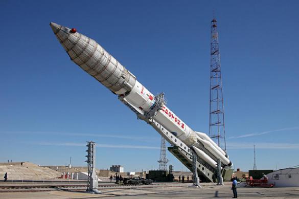 Первую в 2019 году ракету