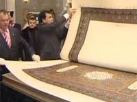 Афганские мастера создали самый большой в мире Коран. Коран