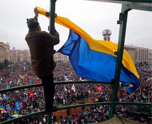 Украина: от