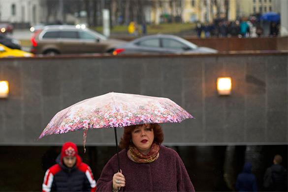 В Москве день 15 июня стал самым холодным за 113 лет