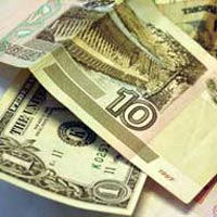 Денежная база за неделю увеличилась на 61,9 миллиарда рублей