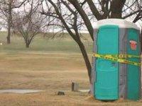 В туалетной кабинке на поле для гольфа обнаружилась нарколаборатория. 280971.jpeg
