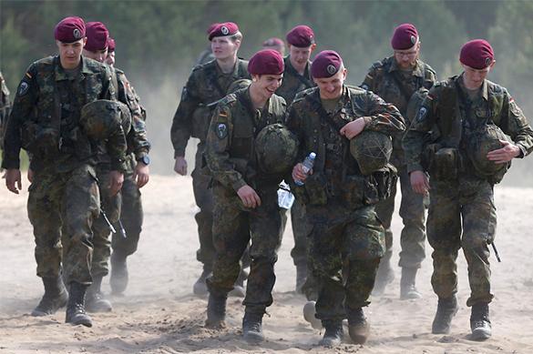 НАТО введет войска в Прибалтику и страны Европы