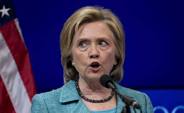 Клинтон изменит свою предвыборную кампанию