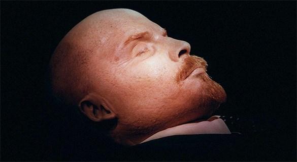 Guardian: Найдена фотография настоящей любви Ленина.