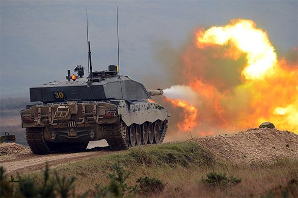 В Британии на военном полигоне трое солдат ранены и один погиб н