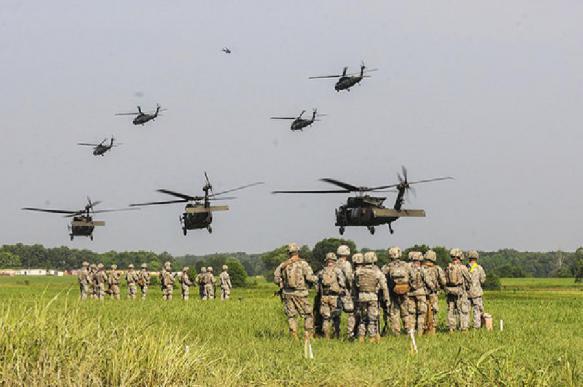 Вашингтон рассматривает возможность отправки солдат в Колумбию. 397974.jpeg