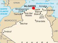 Алжирские экстремисты напали на жандармов