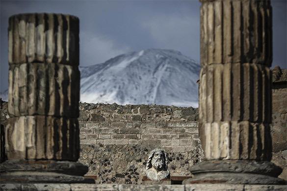 Вулканы в окрестностях Неаполя могут извергнуться в ближайшее вр