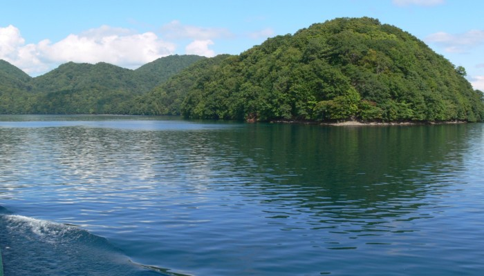 Японцы обнаружили на необитаемом острове семь человек. Японцы обнаружили на необитаемом острове семь человек
