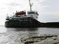 Теплоход смог самостоятельно сняться с мели у Курильских островов